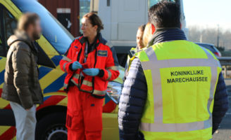 19 januari A13 richting Den Haag afgesloten na zwaar ongeluk bij Delft