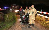 11 december Brandweer haalt te water geraakte man uit water Tweemolentjeskade Delft