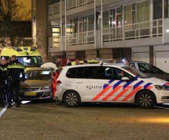 15 december Fietser raakt te water Zuidwal Delft
