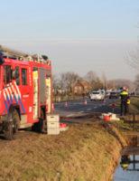 15 februari Brandweer rukt uit voor een brand in een spouwmuur Hoogeveenseweg Benthuizen