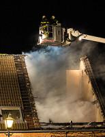 FOTO UPDATE: 22 februari Grote brand Schippershof Schipluiden