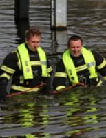 Brandweer vindt kluis en start zoekactie naar vermiste Mevrouw Van Veldhoven
