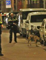 1 mei Wesselsstraat Den Haag afgesloten na horen van knallen en aantreffen gewonde man