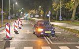 24 november Twee auto's zwaar beschadigd na flinke aanrijding Segbroeklaan Den Haag