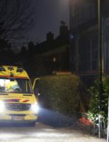 16 maart Man zwaargewond aangetroffen in achtertuin Hazelaarlaan Leidschendam
