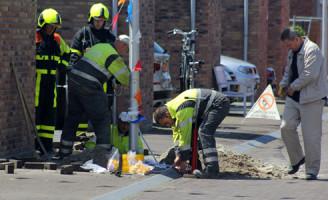 7 juli Tientallen woningen ontruimd na gaslek Keizerin Den Hoorn
