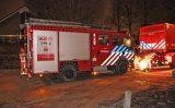16 februari Brandweerwagen komt vast te zitten in zand onderweg naar spoedmelding Noordweg Pijnacker