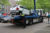 21 mei Politie treft compleet gestripte auto aan Balthasar van der Polweg Delft