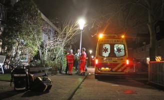 30 maart Vrouw zwaargewond geraakt na val van balkon Topaas ´s-Gravenzande
