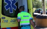 26 juni Brandweer groots ter plaatse bij koolzuurgas lekkage Abtsrechtseweg Schipluiden
