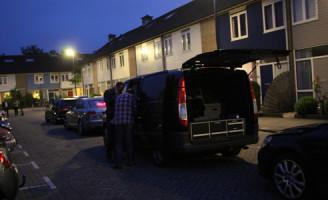 10 juli Man aangehouden na gijzeling Hoek van Holland