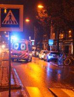 9 september Brommerrijder zwaargewond bij eenzijdig ongeval Westduinweg Den Haag