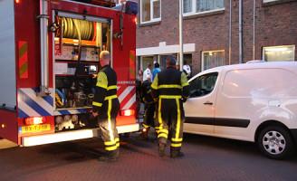 4 juni Kleine brand in woning Kloosterkade