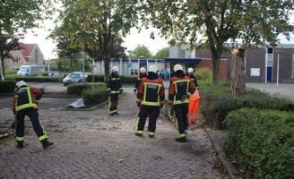 13 september Overzicht storm- meldingen Delft, Den Haag e.o.