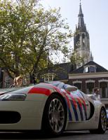 District8.net aanwezig met een activiteit voor kinderen op de 112-dag in Delft