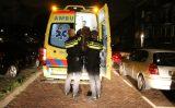 14 september Man aangetroffen op balkon, woning vol met rook Broekslootkade Voorburg