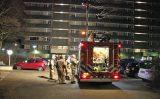 24 februari Auto uitgebrand op parkeerplaats Thomas Jeffersonlaan Rijswijk [VIDEO]