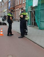 1 augustus Ongeval tussen bezorgscooter en voetganger Loosduinsekade Den Haag