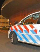 15 mei Veel schade bij eenzijdig ongeval Neherkade Den Haag