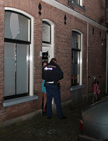10 december Bewoners opgeschrikt door vuurwerk Delft