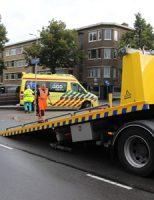 11 september Gewonde bij aanrijding Troelstrakade Den Haag