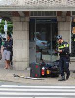 2 augustus Scooterrijder gewond bij aanrijding Laan van Nieuw Oost-Indië Den Haag