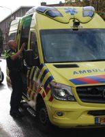 11 september Lichtgewonde bij aanrijding Hoefkade Den Haag