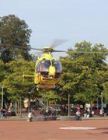 7 augustus Mobiel Medisch Team ingezet bij medische noodsituatie Kritzingerstraat Den Haag