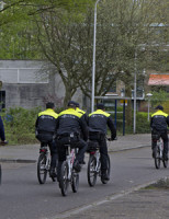 8 april Grote zoekactie naar vermiste jongen Delft