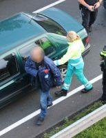 14 september Drie gewonden bij aanrijding Wippolderlaan Wateringen