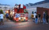 27 mei Schuurtje brandt volledig af Zuidmade Delft [VIDEO]