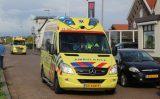 22 september KNRM Hoek van Holland vaart uit voor medische noodsituatie op cruiseschip