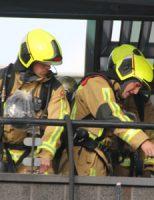 12 oktober Brandweer rukt uit voor brand in spouwmuur Lierseweg Wateringen