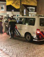 28 december Flinke klopjacht met politiehelikopter boven wijk Den Hoorn