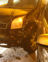 24 januari Materiële schade bij aanrijding tussen twee voertuigen Middelbroekweg Honselersdijk