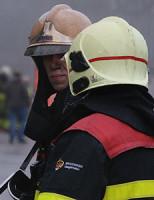 8 februari 'Grote brand' in bedrijfsverzamelgebouw Delft