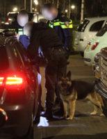 11 maart Twee verdachten aangehouden na korte achtervolging Victoria Den Hoorn
