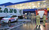 21 september Brandweer rukt groots uit voor brand bij IKEA Delft Olof Palmestraat