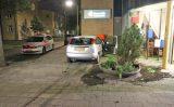 21 september Automobilist ramt brievenbus en eindigt tegen gevel Ulenpasstraat Den Haag
