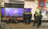 6 februari Politie valt Shisha Lounge binnen Paul Krugerlaan Den Haag