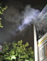 23 september Uitslaande brand verwoest portiekwoning Haveltestraat Den Haag [VIDEO]