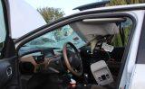 3 oktober Trailer van vrachtwagen gekanteld, automobilist lichtgewond N220/Maasdijk