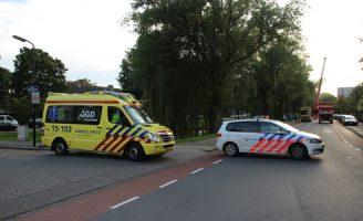 20 september Auto raakt te water, bestuurder gewond Johanna Westerdijkstraat Rijswijk