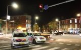 26 september Politie lost waarschuwingsschot na bedreiging Hoefkade Den Haag