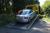 24 augustus Automobilist crasht bossage in Tweemolentjeskade Delft