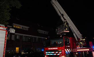 24 augustus BBQ vat vlam Westplantsoen Delft
