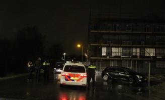 22 november Zoekactie op bouwterrein leidt naar twee verdachten Rijswijk