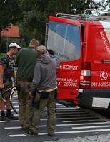 15 september Fietser aangereden Brasserskade Delft