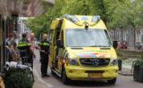 26 juli Fietser gewond na aanrijding met auto Koornmarkt Delft