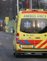 27 januari Bouwvakker gewond na valpartij op dak EPO Veraartlaan Rijswijk